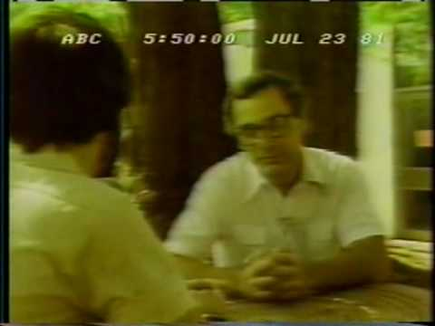 1981 News report about Bohemian grove