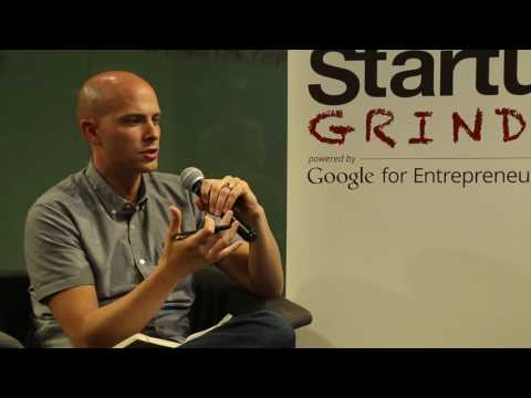 Q&A with Nir Eyal at Startup Grind