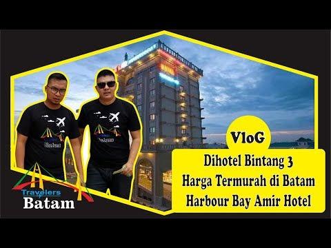 """hotel-bintang-3-termurah-dipusat-kota-batam-""""harbour-bay-amir-hotel""""-by-travelers-batam"""