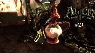 Lets Play Alice Madness Returns | Nimm einen großen Zug #021 [Deutsch][HD]