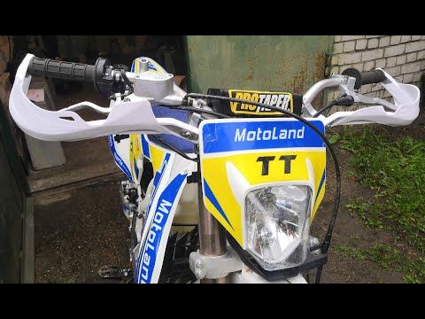 Установка защиты рук (ручек) на мотоцикл