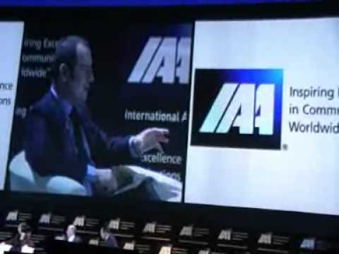 IAA Moscow 2010: Agency panel discussion