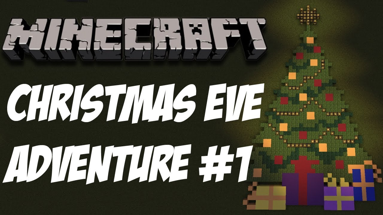 Stampylonghead Christmas.Minecraft A Christmas Eve Adventure Part 1