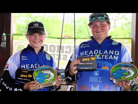 WSAT Mobile Tensaw Delta Headland Bass Team High School Fishing