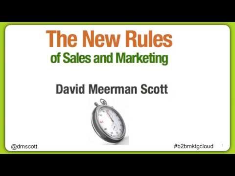 B2B Marketing Cloud - David Meerman Scott