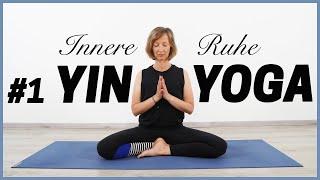 Ankommen und Innere Ruhe finden  |  30 Min. YIN YOGA mit Mandy (Teil 1)