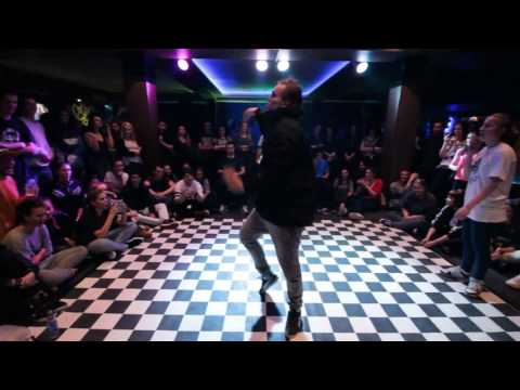 SPREAD THE CULTURE 2015./hiphop FINAL battle - BRUNO (win) vs LUNA