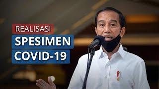 Presiden Jokowi Tagih Realisasi Per Hari jadi 10 Ribu Uji Spesimen Corona
