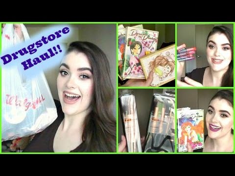 What's New At The Drugstore? HUGE HAUL!!!! 2015