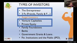 Angel Investing 101 - Chicago Booth Angels Network - Texas