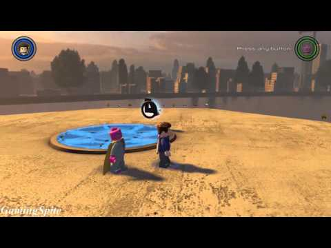 Lego Marvel's Avengers - Manhattan Hub Area - Free Roam Gameplay Showcase from YouTube · Duration:  8 minutes 36 seconds