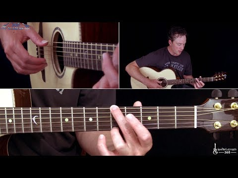 Led Zeppelin - Going To California Guitar Lesson