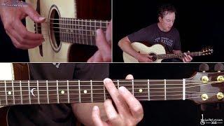 Going To California Guitar Lesson - Led Zeppelin