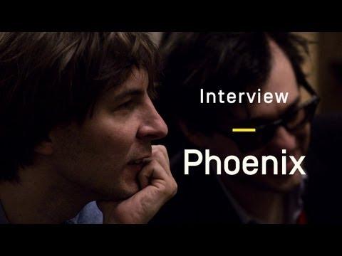 "Phoenix Discuss Their New Album ""Bankrupt!"" - Interview"