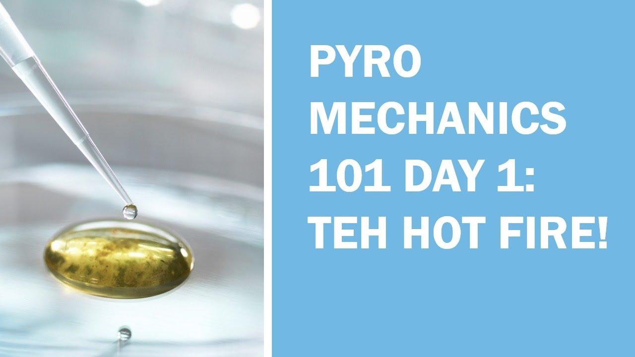 Pyro Mechanics 101: Flames Explained!🔥   Pyro PHD Program TF2