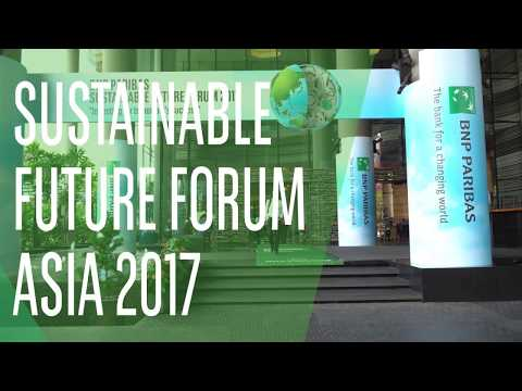 Sustainable Future Forum Asia 2017