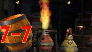 Donkey Kong Country Returns 3D: World 7-7 Music Madness