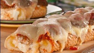 Mama Mia's Meatball Bake