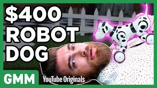 Ultimate Robot Test ft. Simone Giertz