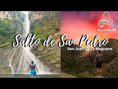 Salto de San Pedro, San Juan de La Maguana | Una cascada oculta en las lomas de San Juan - AquamanRD