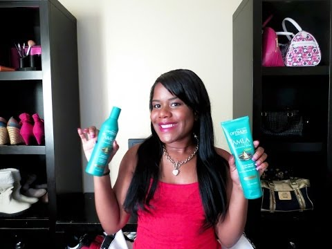 How to get Thicker Hair   AMLA Legend Hair Products Review