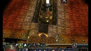Dungeon Keeper 2: Horned Reaper on a frenzy!