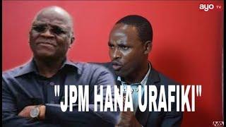 """""""Usijechanganyikiwa ukasema Rais Magufuli ana urafiki na mtu"""" Mwaselela"""