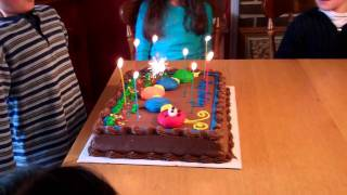 Birthday song fail awesome