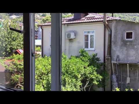 Абхазия частный сектор жилье у моря в Гаграх отдых цены эконом