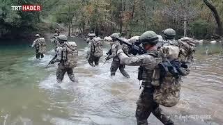 Türk ordusunun tek gayesi ''vatan''