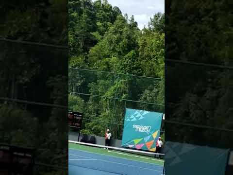 Tenis PON XX Papua: Jawa Timur Sabet Emas Beregu Putra