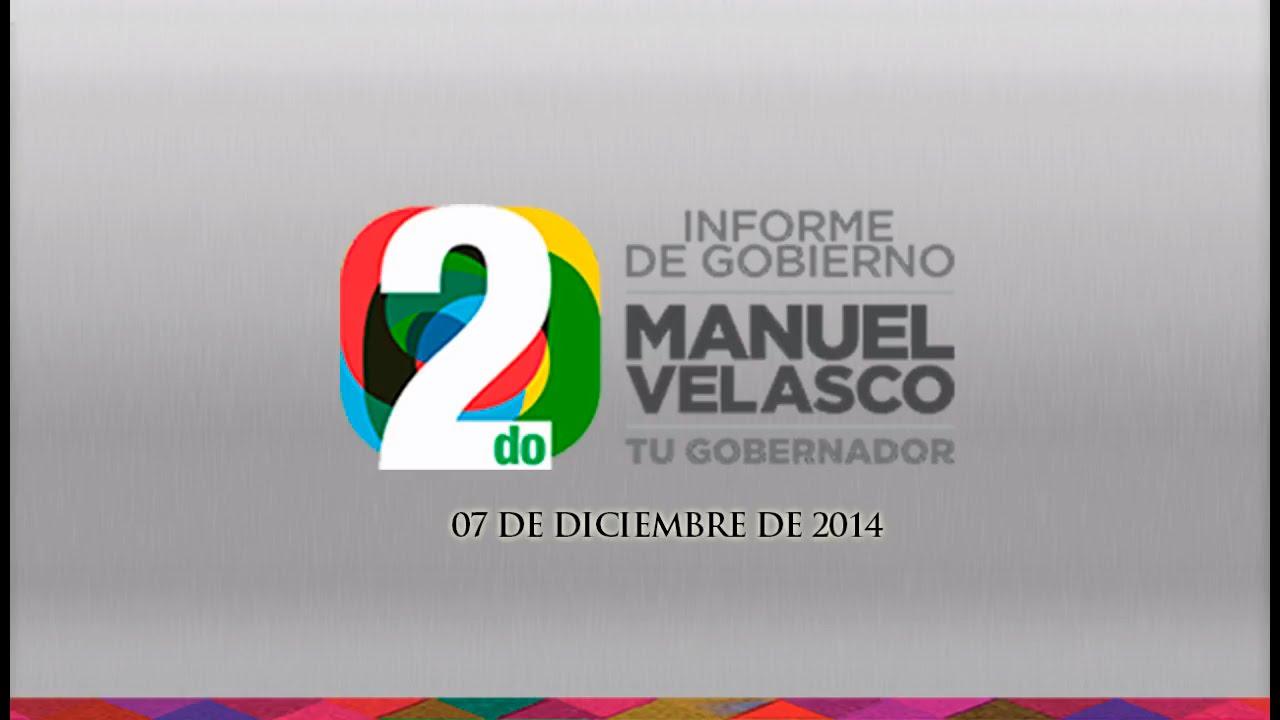 Segundo Informe de Gobierno 07 de Diciembre de 2014