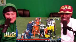 Steelers vs Broncos   Reaction   NFL Week 12 Game Highlights