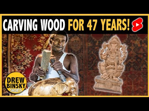 THE WOOD CARVING EXPERT