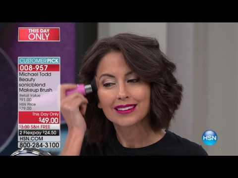 HSN | Michael Todd Beauty / Lab Grab Skincare 08.03.2017 - 04 PM