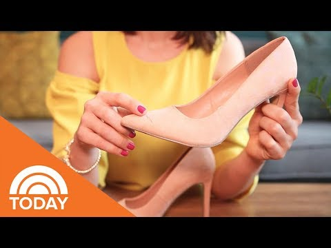 Step Up Your Shoe Game With This Easy DIY Trick | TODAY