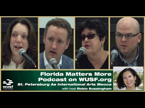 Florida Matters: Cultural Tourism In Tampa Bay | WUSF
