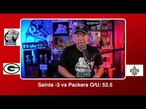 New Orleans Saints vs Green Bay Packers NFL Pick and Prediction 9/27/20 Week 3 NFL Betting Tips SNF
