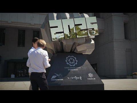 Ósaca - cidade do futuro candidata à Expo 2025