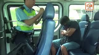 Publication Date: 2018-06-13 | Video Title: 男子過路捱泥頭車撞飛昏迷 司機涉危駕被捕