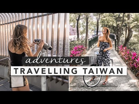 Explore Taiwan With Me Travel Diary | by Erin Elizabeth