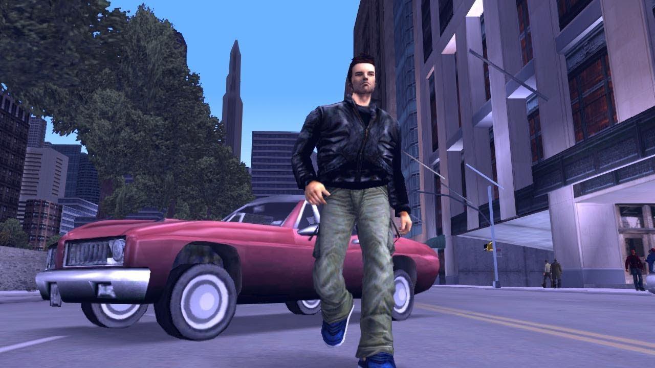 GTA III - DELİRTTİN LAN BENİ - Bölüm 10