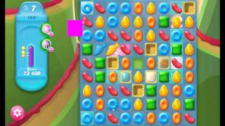 Candy Crush Jelly Saga Level 100 NEW (1st revision)