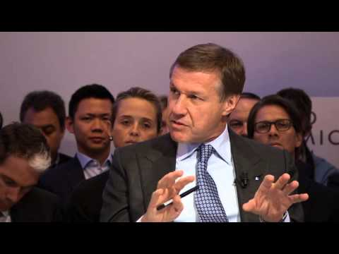 Davos 2015 - Forum Debate: Price of Instability