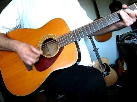 yamaha 12 string. old yamaha fg-260 -12 string 12