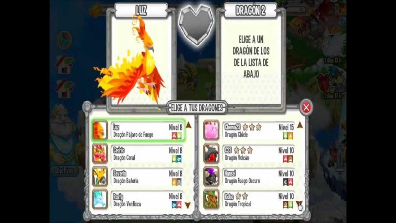 Como sacar al dragon Chicle en Dragon City - YouTube
