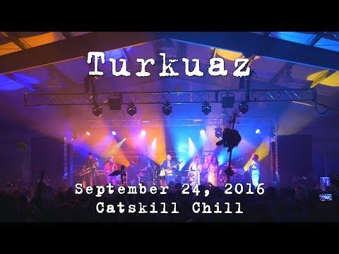 Turkuaz: 2016-09-24 - Catskill Chill; Lakewood, PA [4K]
