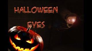 Halloween в Eyes the horror game, хэллоуинское обновление в глаза ужас игры