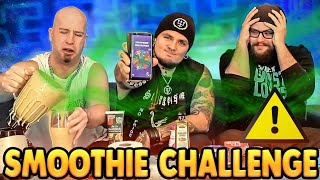 Smoothie Challenge med Micke Grus & Swedish Ghost Lovers
