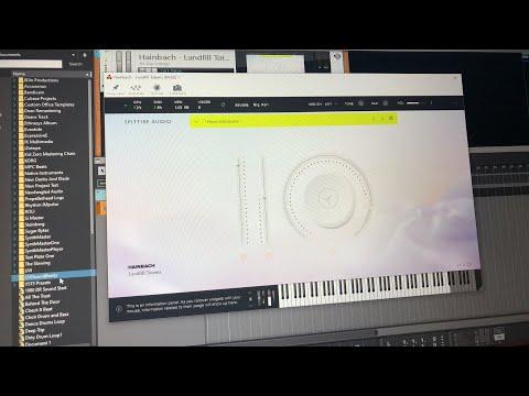 Spitfire Audio - HAINBACH Landfill Totems - Let's Explore & Compose - Live